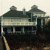 Two coats of Sherwin Williams Resilience on all siding and trim on beach house in Bethany Beach, DE.